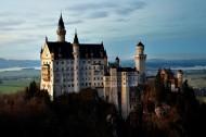 德國新天鵝城堡風景圖片_17張
