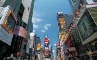 纽约建筑风景图片_20张