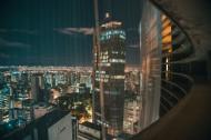 美国纽约城市夜景图片_13张
