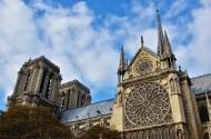 法国巴黎圣母院图片_8张