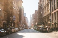 美國紐約的街道圖片_10張