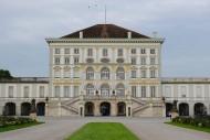 德国慕尼黑宁芬堡宫风景图片_9张
