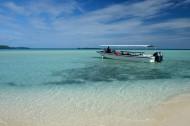 帕劳的海洋和沙滩风景图片_21张