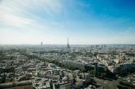 法国巴黎城市风景图片_14张