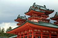 日本平安神宫风景图片_11张