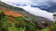 廣西桂林平安寨風景圖片_9張