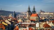 捷克首都布拉格风景图片_9张