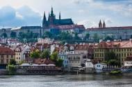 捷克首都布拉格风景图片_18张