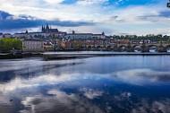 捷克首都布拉格风景图片_12张