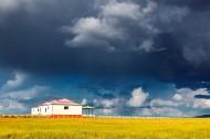 内蒙古乌拉盖草原风景图片_8张