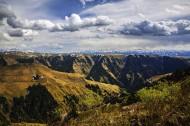 新疆天山喬爾瑪風景圖片_10張