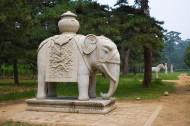 清西陵石雕图片_14张