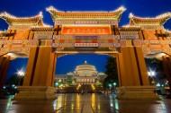 重慶人民大禮堂圖片_7張