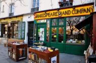 法國巴黎莎士比亞書店圖片_25張