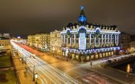 俄羅斯圣彼得堡風景圖片_15張