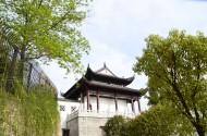 湖北武汉蛇山风景图片_10张