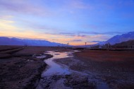 新疆塔什庫爾干石頭城風景圖片_12張