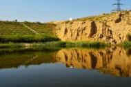 寧夏水洞溝古人類文化遺址圖片_19張