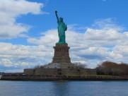 美国纽约自由女神像图片_13张