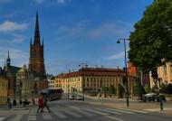 瑞典首都斯德哥尔摩风景图片_22张