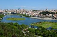 土耳其博斯普鲁斯海峡风景图片_14张