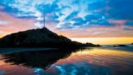 新西兰珊姆娜风景图片_8张