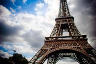 法国巴黎埃菲尔铁塔图片_12张