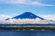 日本富士山风景图片_16张