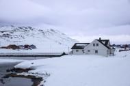 挪威雪景图片_25张