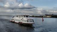俄羅斯圣彼得堡涅瓦河風景圖片_13張