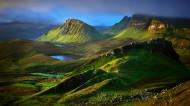 唯美爱尔兰风景图片_12张