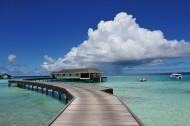 马尔代夫瑞喜顿岛风景图片_9张