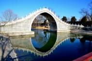冬日的颐和园风景图片_7张