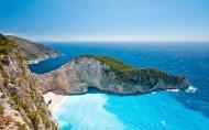 希腊自然风景图片_9张