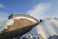 安徽安庆天竺山雪景图片_9张