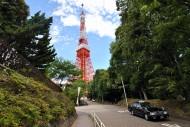 日本東京塔圖片_20張