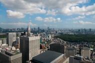 日本東京風景圖片_17張