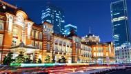 多彩東京夜景圖片_20張