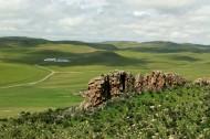 内蒙古乌里雅斯太山旅游景区风景图片_19张