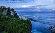 印尼巴厘岛乌鲁瓦图断崖风景图片_7张