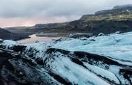 冰島瓦特納冰川風景圖片_9張