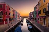 意大利威尼斯城市风景图片_14张