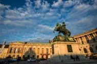 奥地利首都维也纳风景图片_15张