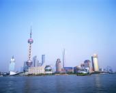 上海外滩风光图片_120张