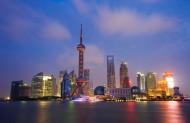 上海外滩夜景图片_99张