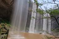 萬州大瀑布圖片_21張
