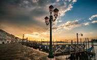 威尼斯水城风景图片_10张