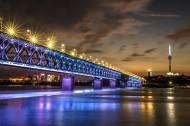 武汉长江大桥风景图片_14张