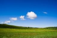 乌兰木统的蓝天图片_29张