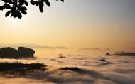 武夷山云海風景圖片_8張